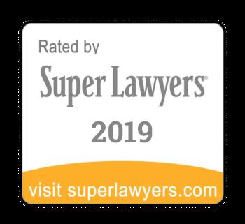 Super Lawyers 2019