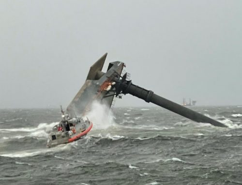 NTSB Issues Preliminary Report on the Seacor Power Capsizing