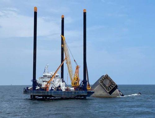 Following SEACOR POWER capsizing, USCG schedules public hearing